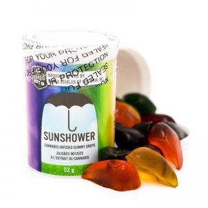 Sunshower Gummies 150mg