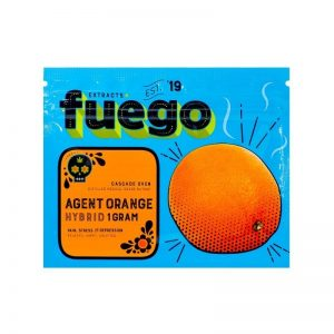 Agent Orange Shatter – Fuego Extracts