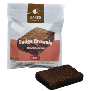 Fudge Brownie 200mg